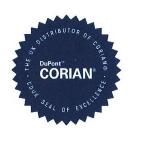 Dupont Corian quality accreditation