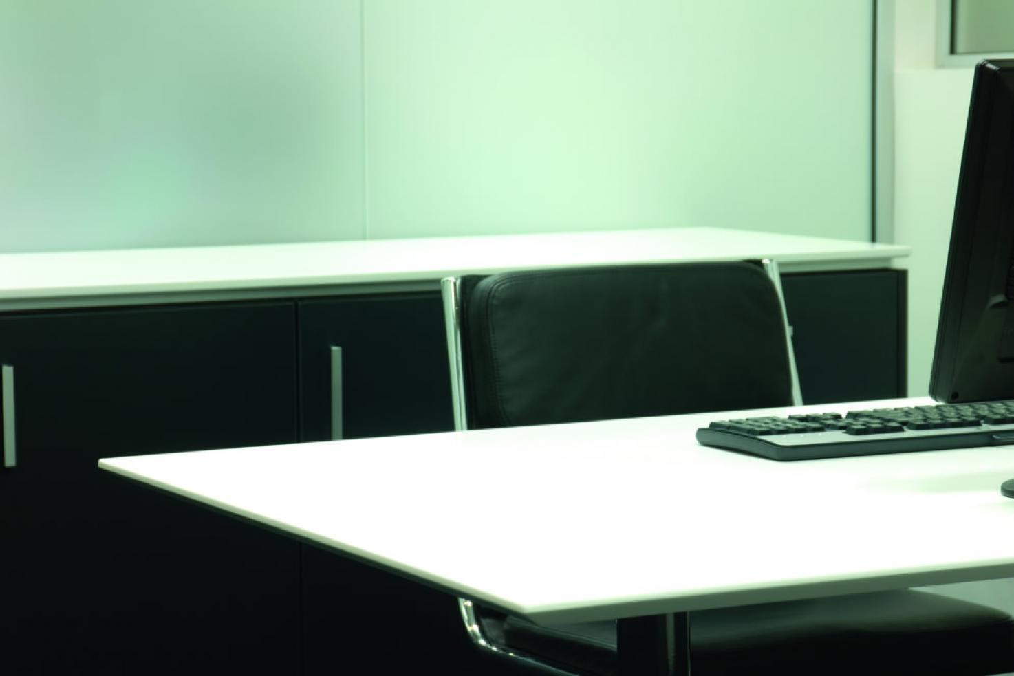 Hanex commercial office desk point